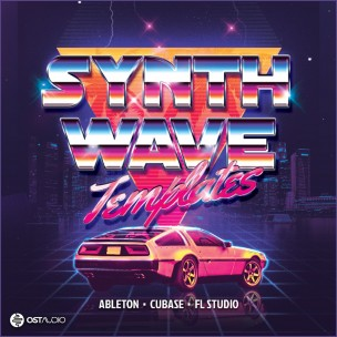 SYNTHWAVE Cubase Template